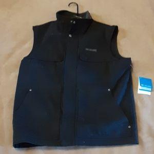 Men's M Columbia Larix Park Vest Fleece Lined
